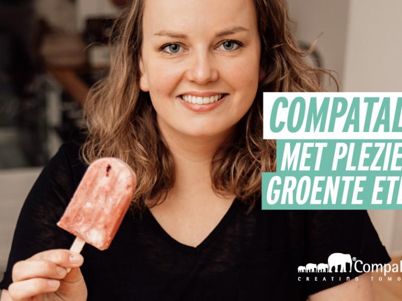 Groente leren eten met Iris Vernooij
