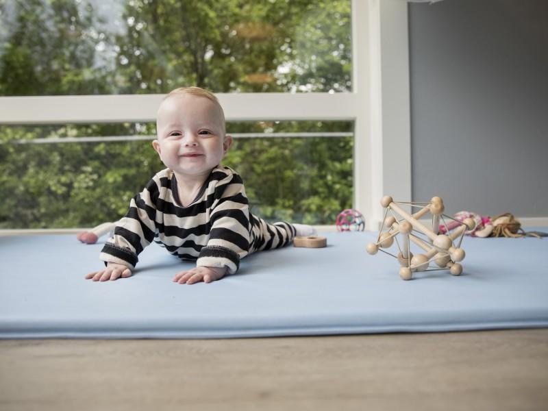 Bewegingsvrijheid voor baby's