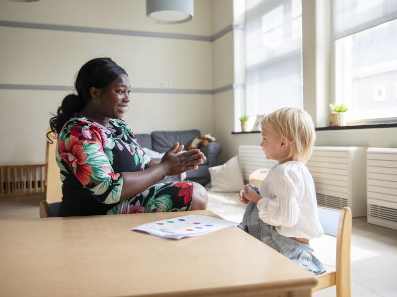 Communiceren met kinderen