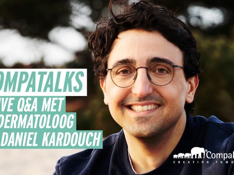 Q&A met dermatoloog dr. Daniel Kadouch