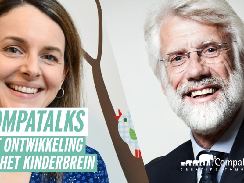 Erik Scherder & Diana Smidts over de ontwikkeling van het kinderbrein