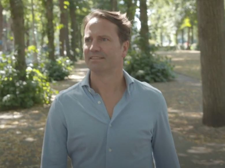 Founder Bas Beek about the mission of CompaNanny